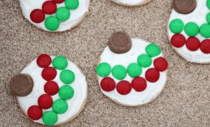 Bauble Cookies