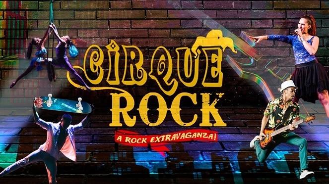 Cirque Rock – A Rock Extravaganza at Emperors Barnyard