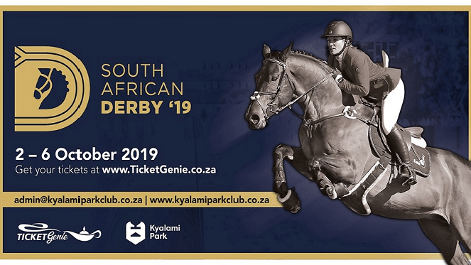 2019 South African Derby