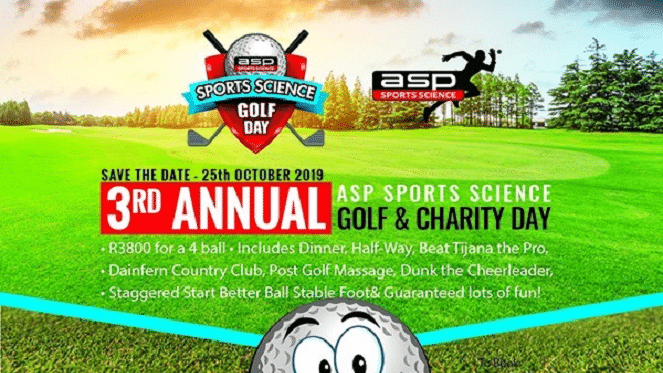 ASPs 3rd Annual Golf & Charity