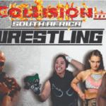 The COLLISION Tour - Johannesburg
