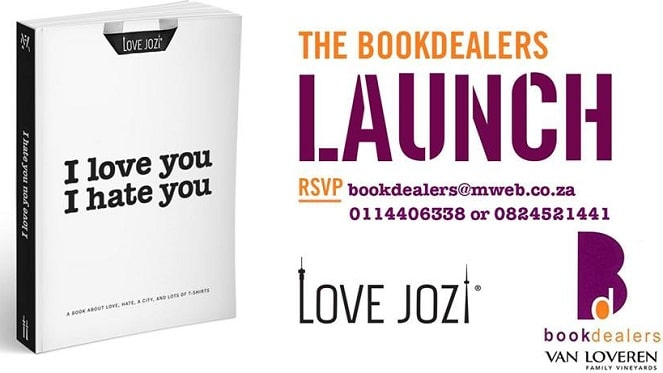 'I Love You I Hate You' Book Launch