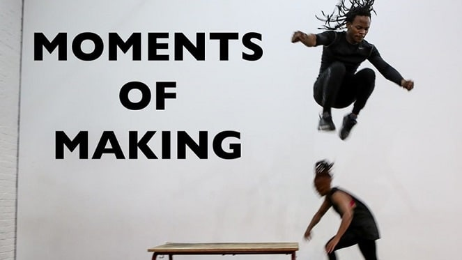 Moments of Making