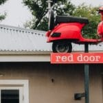 The Red Door Cafe - Edenvale's Nearest Thing to 'Hip' D...