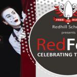 Celebrate The Arts At Redhill Arts Festival 2019