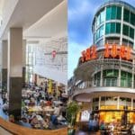 Rosebank Mall versus The Zone @ Rosebank