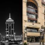 Sandton City versus Nelson Mandela Square