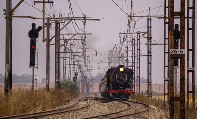 Susan the Steam Train