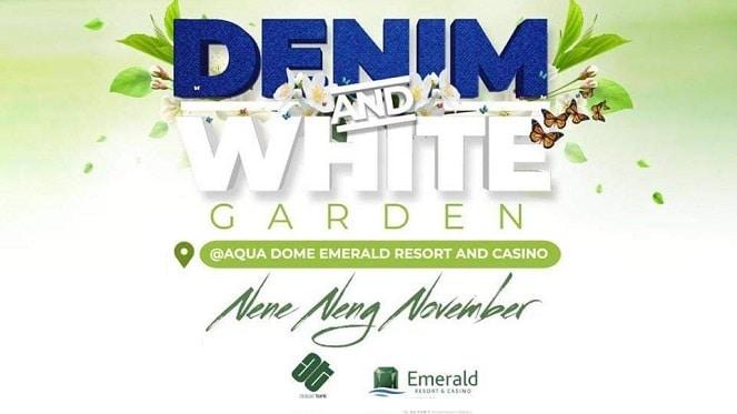 The Classic Tank Denim & White Garden Picnic Is Back!