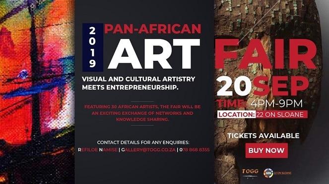 pan-african art fair