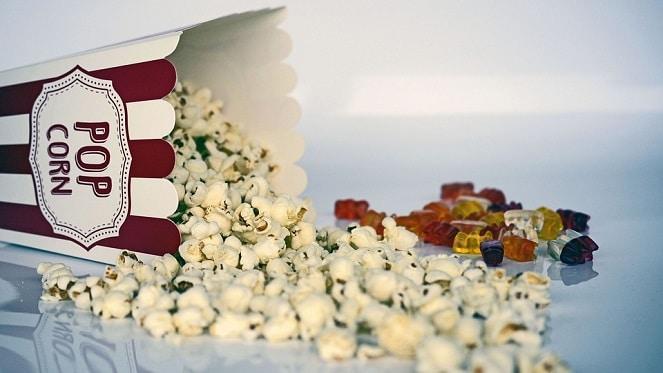 Trick or Treat Big Screen Movie Night