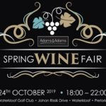 Adams & Adams Spring Wine Fair