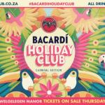 Bacardi Holiday Club 2020