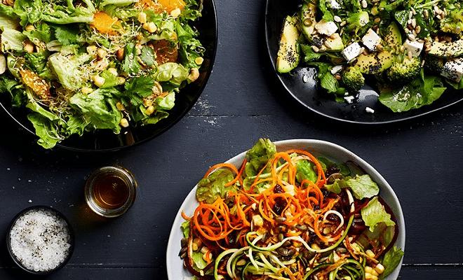 Gourmet Salads Johannesburg