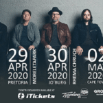 MercyMe South Africa Tour