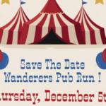 Wanderers Pub Run