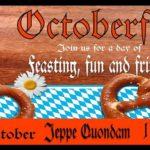 Bedfordview Sunday Market Oktoberfest!