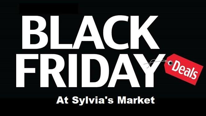 Black Sunday at Sylvia's Market