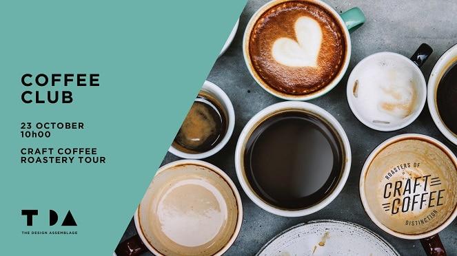Craft Coffee Club October Edition
