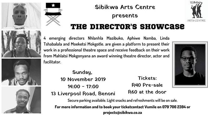 Sibikwa Arts Centre Directors Showcase