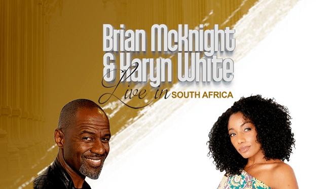 Brian McKnight & Karyn White Live In South Africa
