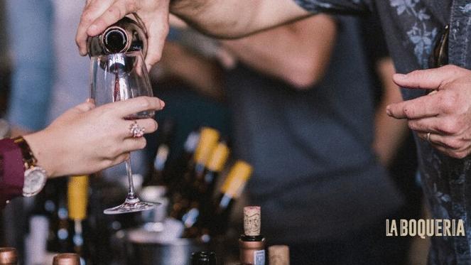 Ex Animo Wine Co & La Boqueria Wine Party. Vol. 2