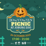 Howl'oween Picnic At The Joburg Zoo