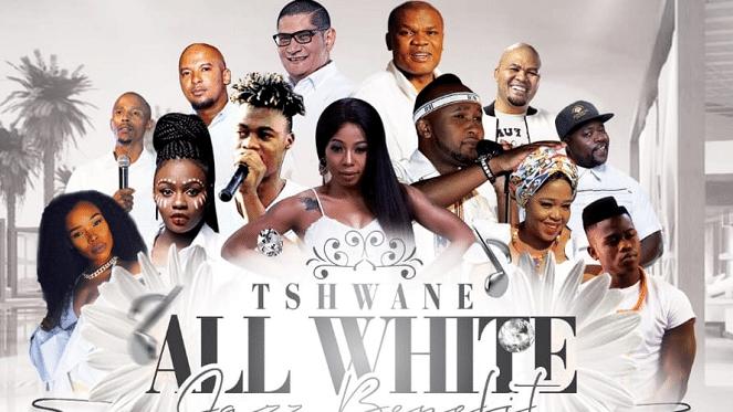 Tshwane All White Jazz