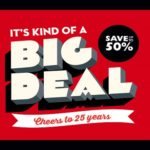 Celebrate 25 Years With Flight Centre's Big Deal Sale!
