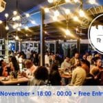 First Thursdays at The Roof November Edition
