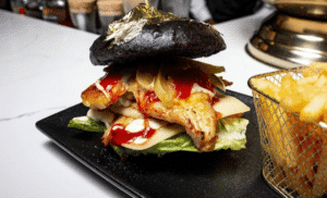 Hamburger Supreme