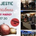 Majestic Christmas Night Market