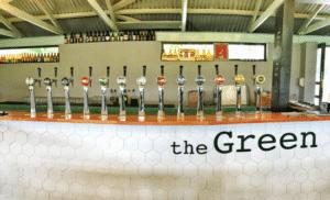 The Green Craft Bar
