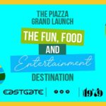 Eastgate Shopping Centre Reveals Its Revamped Piazza!