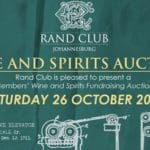 The Rand Club Wine and Spirits Auction