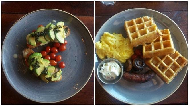Egg Inspired Foods