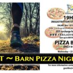 TrailAdventure Night Run/Walk at The Big Red Barn
