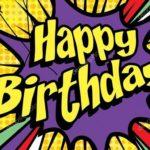 Cosmic Comics 17th Birthday