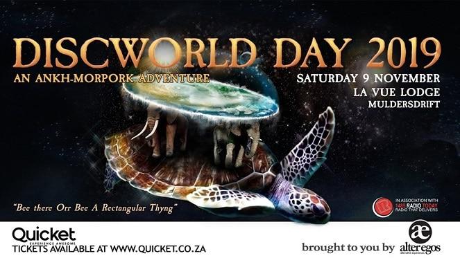 Discworld Day 2019 – An Ankh-Morpork Adventure