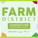 Eastgate Launches State-Of-The-Art Aquaponic Farm Distr...