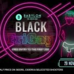 Black FriGay at Babylon The Joburg Bar