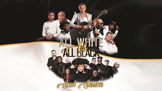 All Black Vs All White Soul Sessions