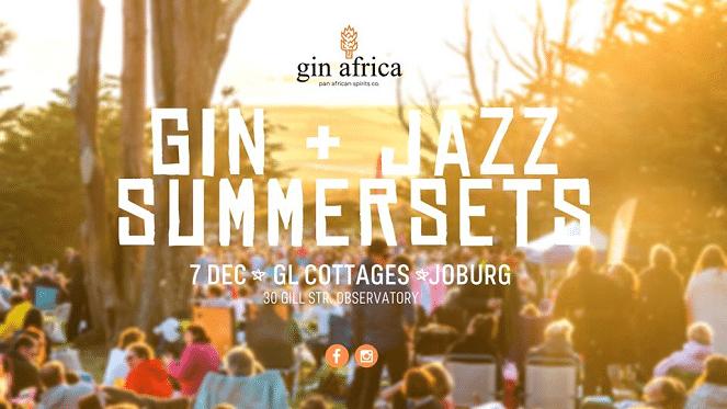Gin & Jazz Summersets