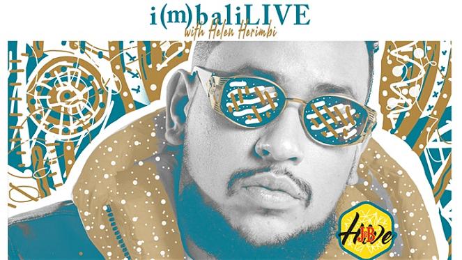 i(m)bali LIVE ft Helen Herimbi