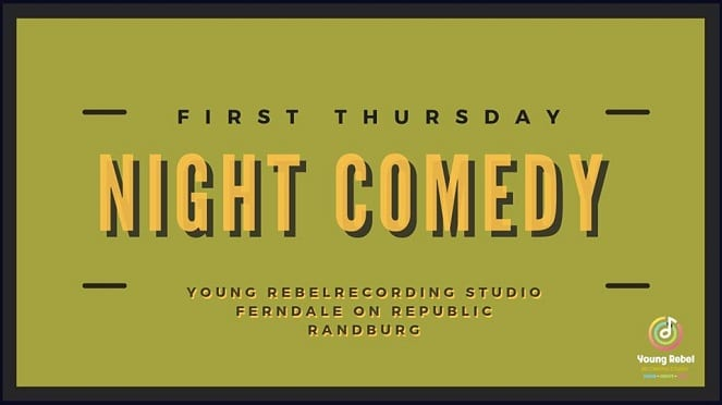 First Thursday Comedy Night