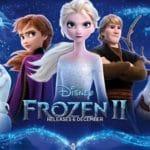 Frozen 2 Premiere and Kids Activities