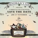 Hendrick's Gin presents a perfectly peculiar picnic