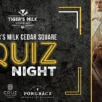 Lord of the Ring's Quiz Night at Tiger's Milk