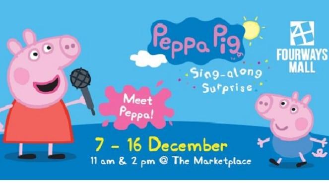 Peppa Pig Sing-Along Surprise!