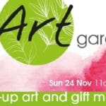 The Art Garden Popup Market